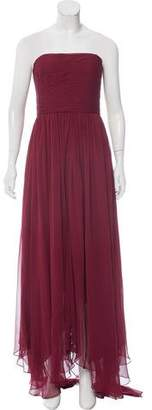Jason Wu Silk Maxi Dress