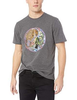 Robert Graham Men's YIN & YANG Graphic Tshirt
