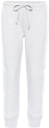 The Upside St. Tropez cotton trackpants