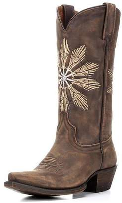 American Rebel Boot Company Cheyenne Saddle Boot