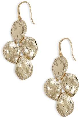 Melinda Maria Clover Chandelier Earrings