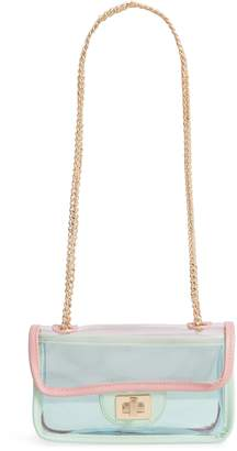 Jane & Berry Transparent Crossbody Bag