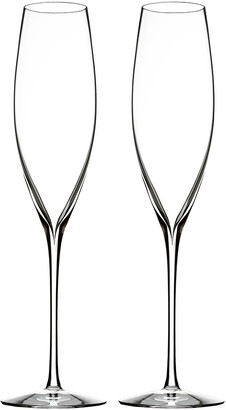 Waterford Elegance Champagne Classic Flutes