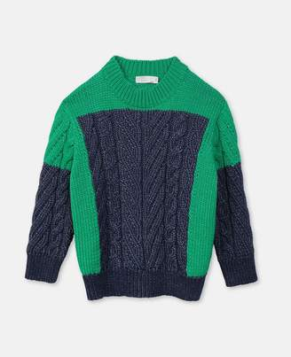 Stella McCartney Cotton Blend Sweater, Men's