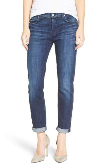 Women's 7 For All Mankind Josefina Boyfriend Jeans