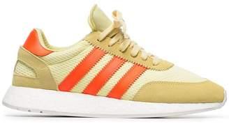 adidas yellow I-5923 sneakers