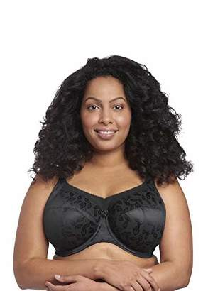 Goddess Women's Plus Size Petra Full Cup Underwire Banded Bra,36H