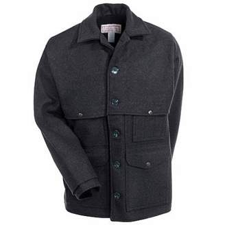 Filson Clothing: Men's Double Mackinaw Wool Cruiser Coat 83-CHC