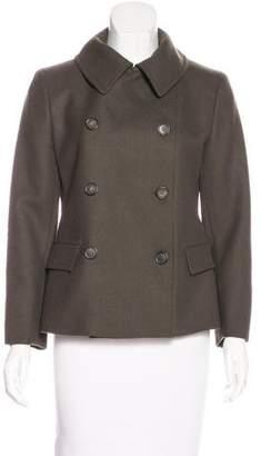 Calvin Klein Wool-Blend Short Coat