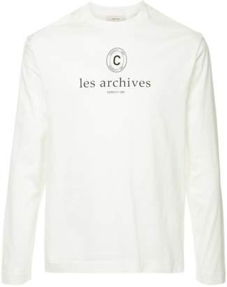 Cerruti Les Archives sweatshirt
