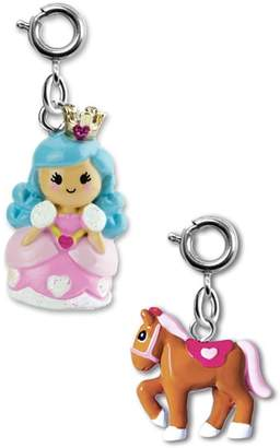 High Intencity CHARM IT!(R) 2-Pack Princess & Pony Charms