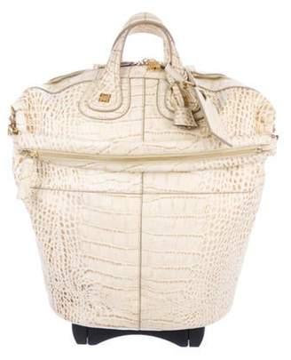 Givenchy Nightingale Trolley Bag beige Nightingale Trolley Bag