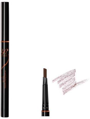 Express Kylin Universal Cosmetics Natural Color Beautiful Eyebrow Pencil,Dark coffee