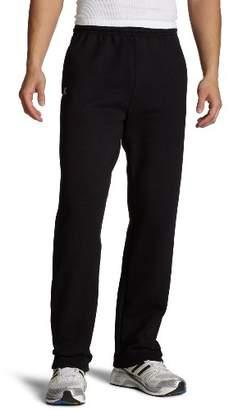 Russell Athletic Men's Dri-Power Open Bottom Sweatpants Pockets