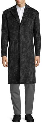 J. Lindeberg Crombie 77 Shadow Melton Wool Jacket