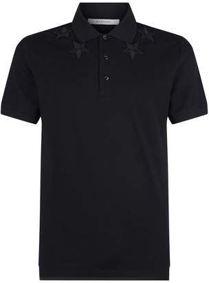 Givenchy Star Polo Neck