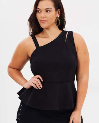 Asymmetrical Cut Top