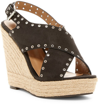 Report Caden Wedge Sandal $80 thestylecure.com