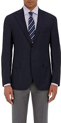 Barneys New York Men's Wool Two-Button Sportcoat