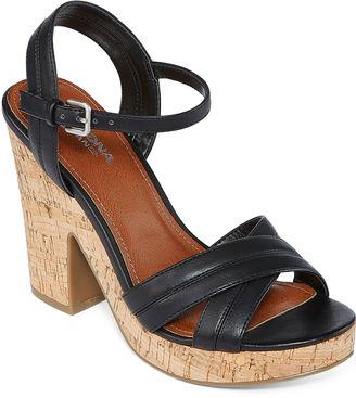 ARIZONA Arizona Under Womens Heeled Sandals $55 thestylecure.com