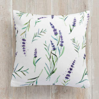 provencial summer Self-Launch Square Pillows