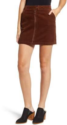 UNIONBAY UNION BAY Gisella Corduroy Miniskirt