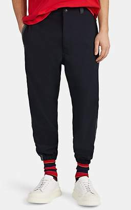 Marni Men's Virgin Wool Jogger Pants - Navy