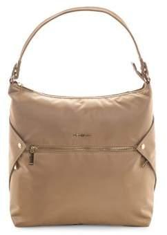 Hedgren Large Prisma Oblique Hobo Bag
