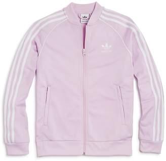 adidas Girls' Track Jacket