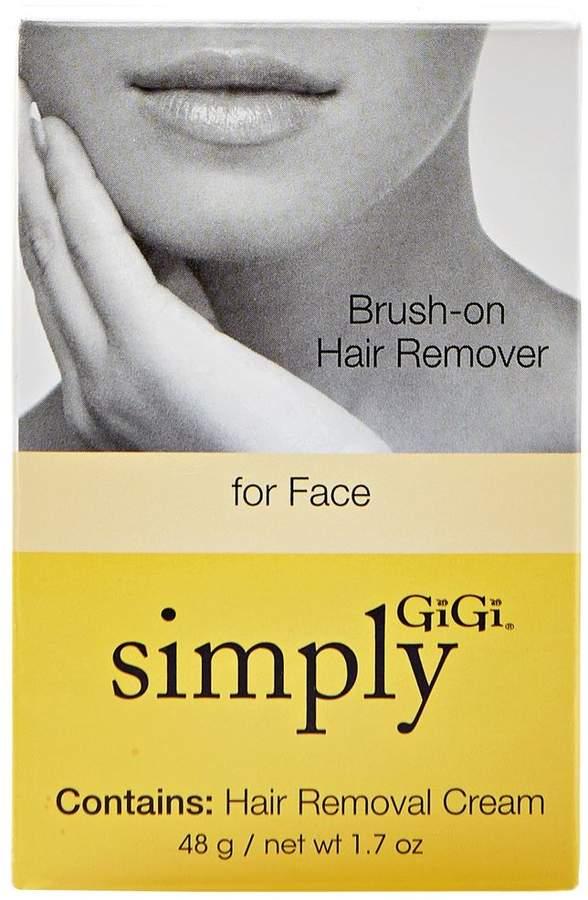 Gigi Brush On Facial Hair Remover