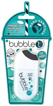 Bubble T Moroccan Mint Tea Hand Sanitiser 15ml