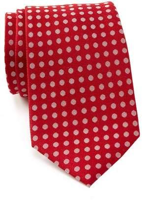 Tommy Hilfiger Creston Dot Silk Tie