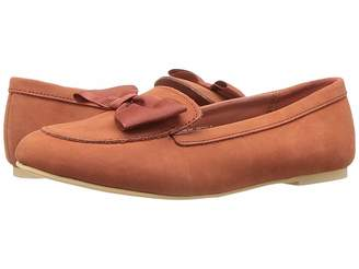 Janie and Jack Bow Loafer Flat (Toddler/Little Kid/Big Kid)