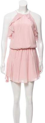 Karina Grimaldi Sleeveless Mini Dress