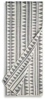 L'OBJET Woven Triangle Wool Throw