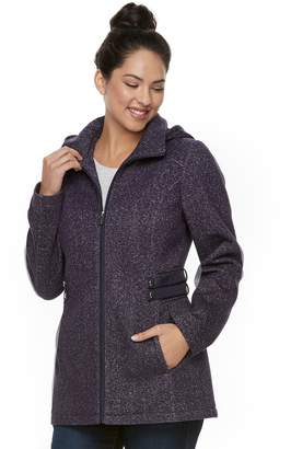 Details Women's Hooded Fleece Midweight Jacket