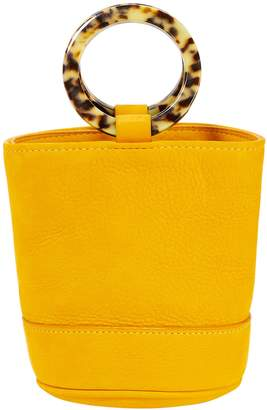 Simon Miller Bonsai Yellow Mini Bucket Bag