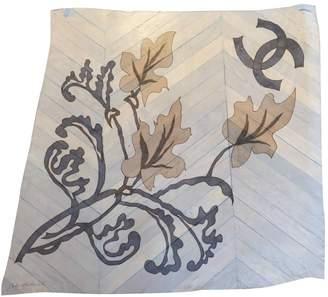 Chanel Silk neckerchief