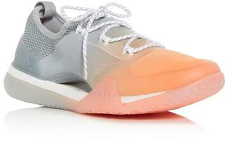 adidas by Stella McCartney Women's PureBoost X TR 3.0 Lace Up Sneakers