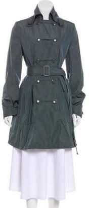 Stella McCartney Knee-Length Double-Breasted Coat