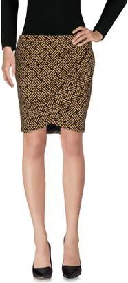 Maison Scotch Knee length skirts - Item 35280053MN