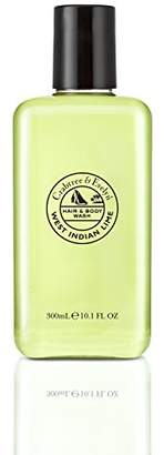 Crabtree & Evelyn West Indian Lime Hair & Body Wash 300ml