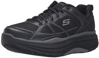 Skechers for Work Women's Cheriton Relaxed Fit Slip Resistant Work Shoe $23.12 thestylecure.com