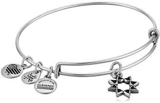 Alex and Ani 8-Point Star Charm Bangle