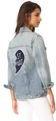 RAILS Knox Best Friend Patch Jacket $285 thestylecure.com