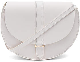 Clare V. Supreme Luce Bag in White. $295 thestylecure.com