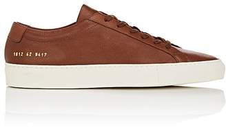 Common Projects Men's Original Achilles Leather Sneakers