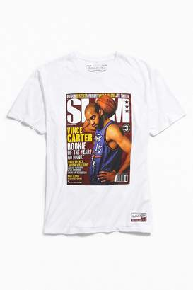 Mitchell & Ness Vince Carter Slam Cover Tee