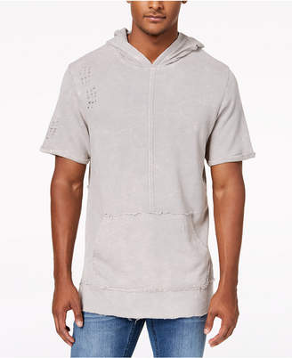 INC International Concepts I.n.c. Men's Hooded T-Shirt, Created for Macy's