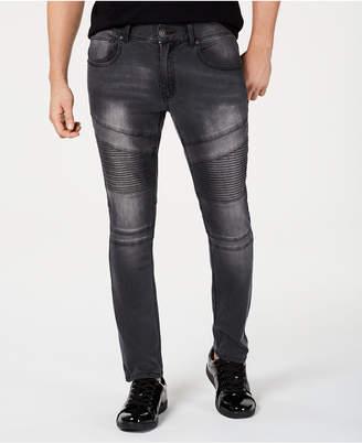 INC International Concepts I.n.c. Men Moto Skinny Jeans